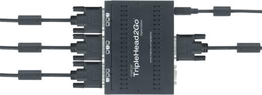 Externe Grafikkarte Matrox TripleHead2GO T2G-D3D-IF Anzahl unterstützter Monitore: 3