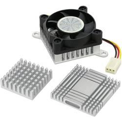 Image of Akasa AK-VCX-01 Chipsatz-Kühler mit Lüfter Set inkl. passiven Kühlkörpern