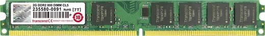 PC-Arbeitsspeicher Modul Transcend JetRam JM800QLU-2G 2 GB 1 x 2 GB DDR2-RAM 800 MHz CL5 5-5-15