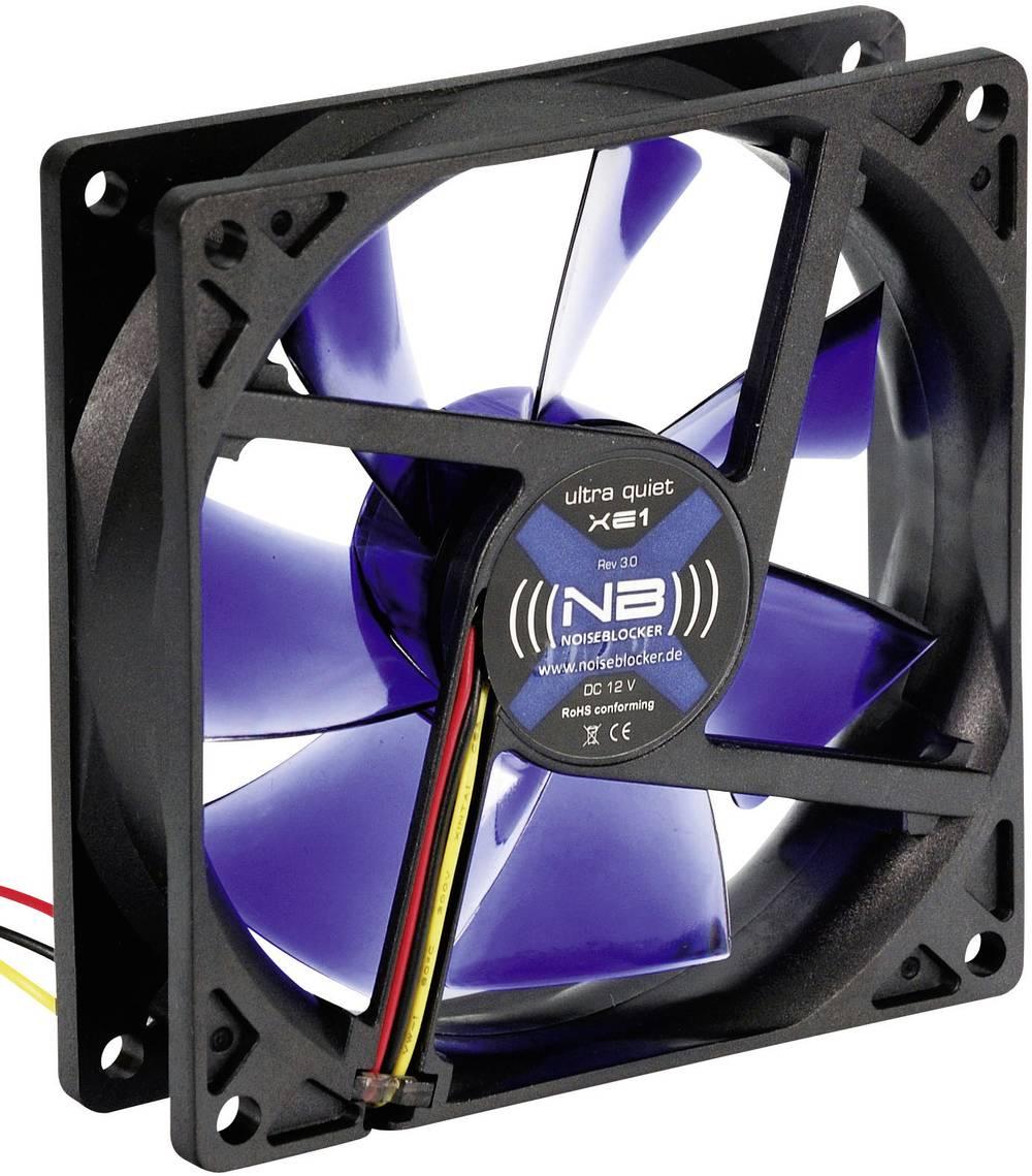 Ventilateur pour boîtier PC NoiseBlocker XE1 sur le site