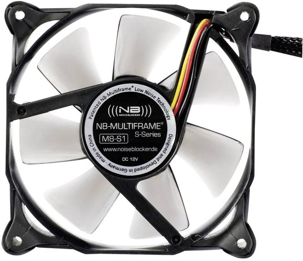 Ventilateur pour boîtier PC NoiseBlocker Multiframe M8 S1