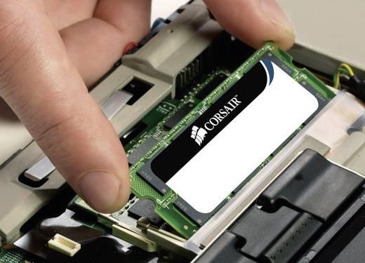 Notebook-Arbeitsspeicher Modul Corsair ValueSelect CMSO4GX3M1A1333C9 4 GB 1 x 4 GB DDR3-RAM 1333 MHz CL9 9-9-24