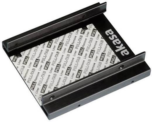 3.5 Zoll (8.89 cm) Festplatten-Einbaurahmen HDD/SSD Akasa AK-MX010 Anzahl Festplatten (max.): 2 x 2.5 Zoll