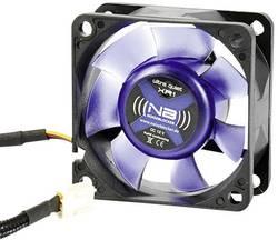 PC ventilátor, Noiseblocker BlackSilentFan XR1, 6 cm
