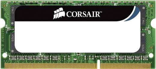 Laptop-Arbeitsspeicher Modul Corsair ValueSelect CM3X4GSD1066 4 GB 1 x 4 GB DDR3-RAM 1066 MHz CL7 7-7-20