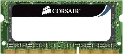 Notebook-Arbeitsspeicher Modul Corsair ValueSelect CMSO4GX3M1A1333C9 4 GB 1 x 4 GB DDR3-RAM 1333 MHz CL9 9-9-24