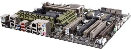 Mainboard Asus Sabertooth 990FX Sockel AMD AM3+ Formfaktor ATX Mainboard-Chipsatz AMD® 990FX