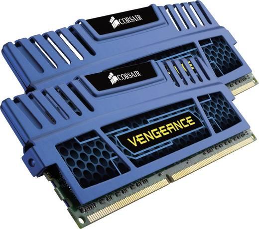 PC-Arbeitsspeicher Kit Corsair Vengeance Cerulean Blue CMZ8GX3M2A1600C9B 8 GB 2 x 4 GB DDR3-RAM 1600 MHz CL9 9-9-24