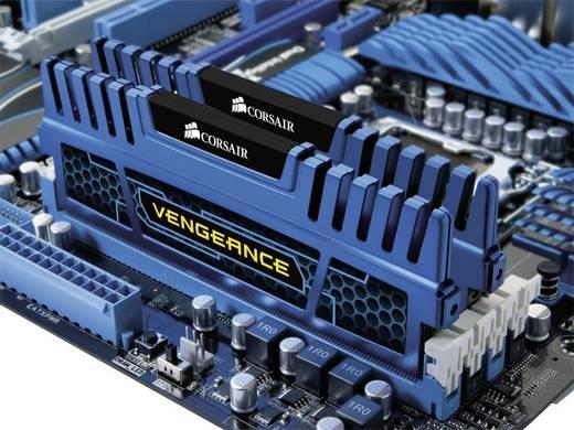 PC-Arbeitsspeicher Kit Corsair Vengeance® Blue CMZ8GX3M2A1600C9B 8 GB 2 x 4 GB DDR3-RAM 1600 MHz CL9 9-9-24