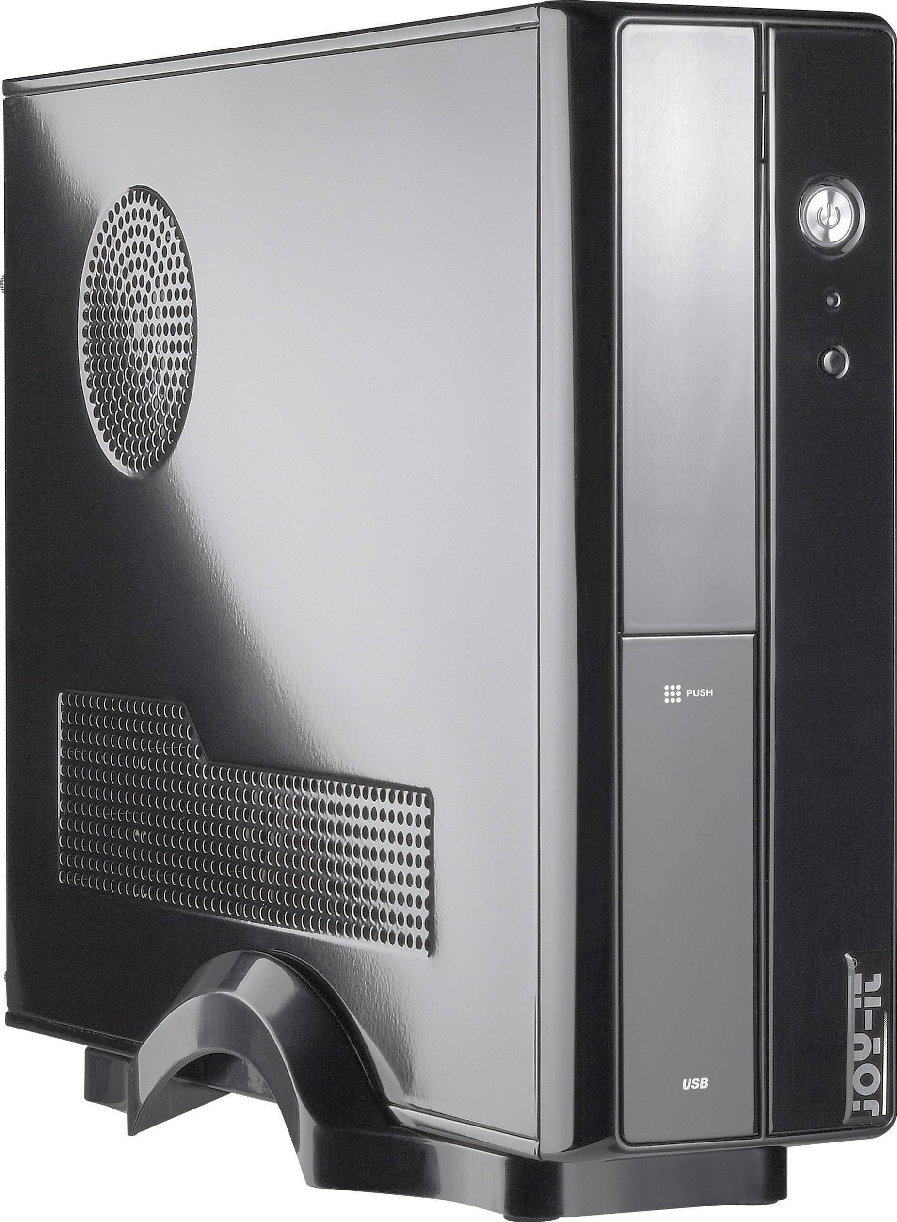 Desktop PC Gehäuse LC Power 1400 Schwarz
