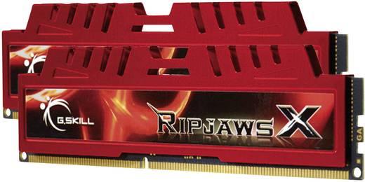 G.Skill PC-Arbeitsspeicher Kit RipjawsX F3-12800CL9D-8GBXL 8 GB 2 x 4 GB DDR3-RAM 1600 MHz CL9