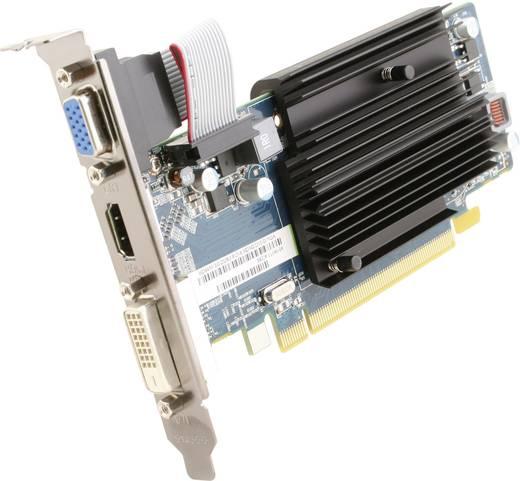 Grafikkarte Sapphire AMD Radeon HD6450 2 GB DDR3-RAM PCIe x16 DVI, VGA, HDMI™