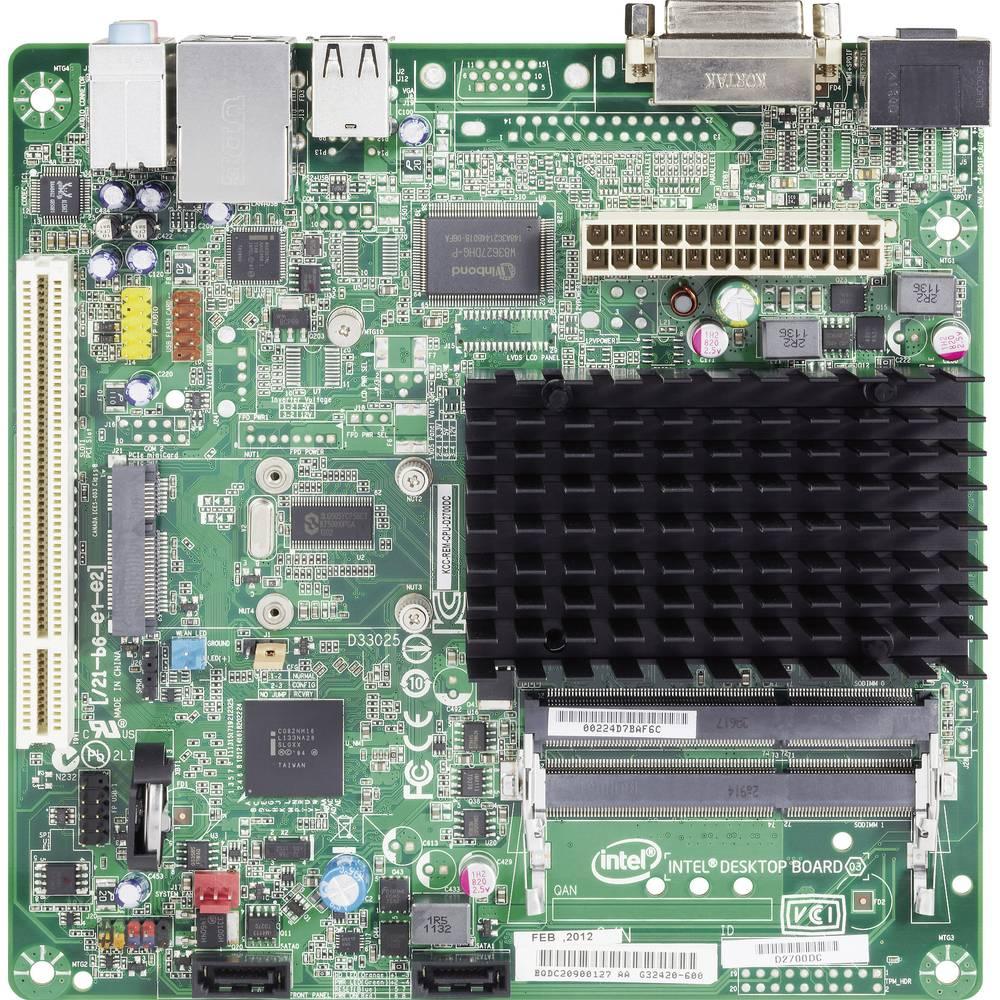 Intel D2700DC 5.1, Optical S/PDIF Channel Audio Mini-ITX ...