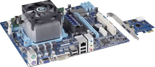 Aufrüst-Set AMD® Athlon™ II X2 250 4 GB USB 3.0