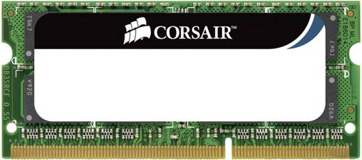 Corsair Laptop-Arbeitsspeicher Modul ValueSelect CMSO8GX3M1A1333C9 8 GB 1 x 8 GB DDR3-RAM 1333 MHz CL9 9-9-24