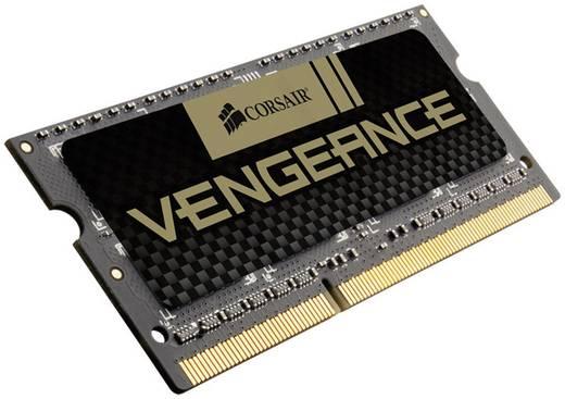 Corsair Laptop-Arbeitsspeicher Kit Vengeance CMSX16GX3M2A1600C10 16 GB 2 x 8 GB DDR3-RAM 1600 MHz CL10 10-10-27