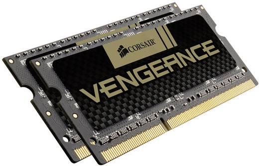 Laptop-Arbeitsspeicher Kit Corsair Vengeance CMSX16GX3M2A1600C10 16 GB 2 x 8 GB DDR3-RAM 1600 MHz CL10 10-10-27