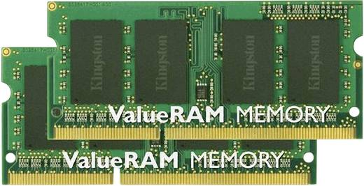 Kingston Laptop-Arbeitsspeicher Kit ValueRAM KVR13S9K2/16 16 GB 2 x 8 GB DDR3-RAM 1333 MHz CL9 9-9-24