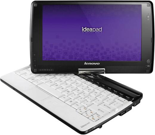 "Lenovo Ideapad S10-3T (M246PGE) Netbook 25,65 cm (10,1"") schwarz mit Multitouch Display"