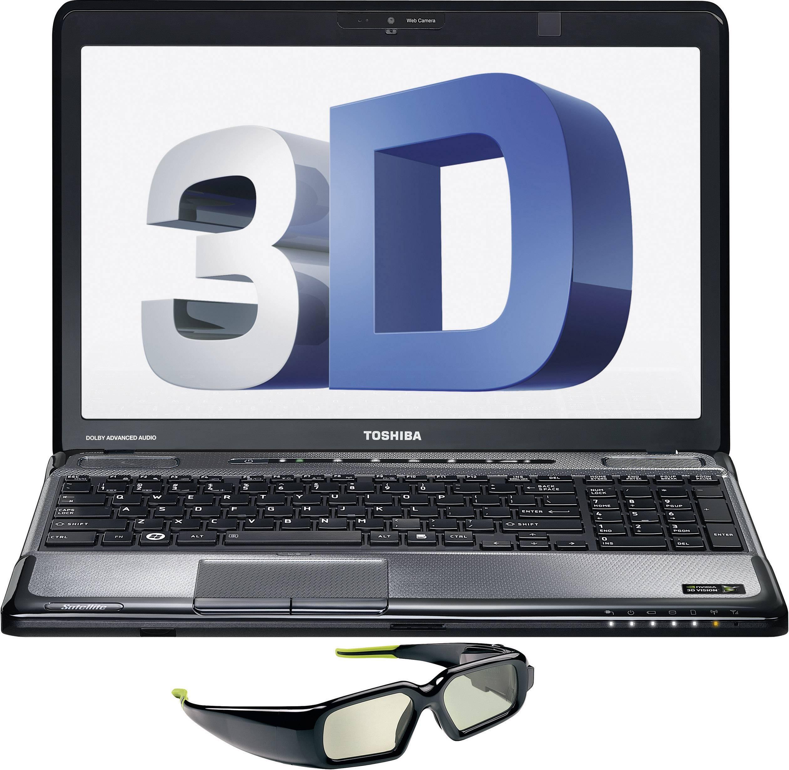 3D fähige Notebooks