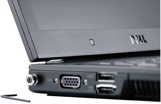 Laptopschloss Kensington Schlüsselschloss Anschluss für zwei Notebooks