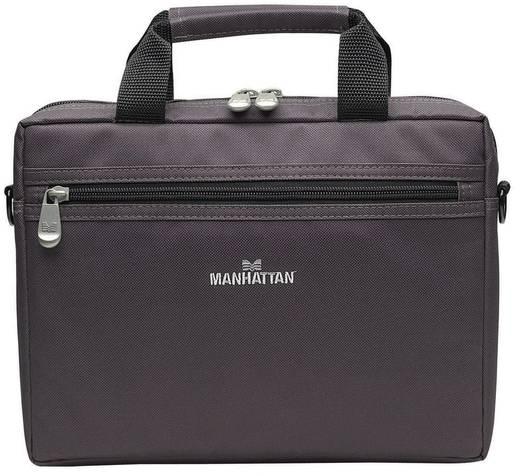 """Manhattan Notebook Tasche Koppenhagen Passend für maximal: 25,7 cm (10,1"""") Schwarz"""
