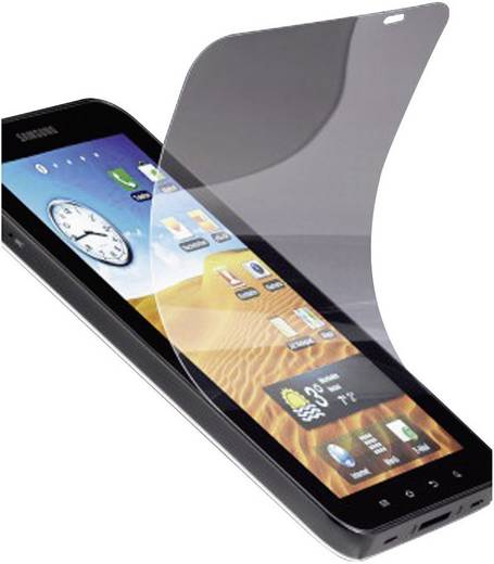 """Hama Displex Premium Displayschutzfolie Passend für Display-Größe: 17,8 cm (7"""") Universal, 3 St."""