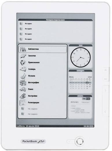 """PocketBook Pro 912 eBook Reader 24,63 cm (9,7"""") Matt White, E-Ink Display, Touchscreen 1200 x 825 dpi + WLAN + Bluetooth"""