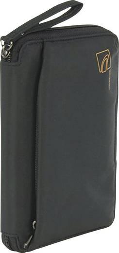 """Vivanco Tucano """"YOUNGSTER"""" Tablet Tasche 25,65 cm (10,1"""") schwarz mit patentierter Standfunktion und Mikrofasertuch"""