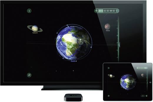 neues apple tv f r hd inhalte und airplay kaufen. Black Bedroom Furniture Sets. Home Design Ideas