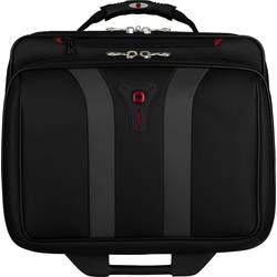 """Kufrík na kolieskach pre notebooky Wenger Swissgear S Max.veľkosť: 43,9 cm (17,3"""") , čierna, sivá"""