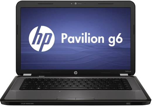 "HP Pavilion G6-2253SG Notebook 39,62 cm (15,6"") Sparkling Black"
