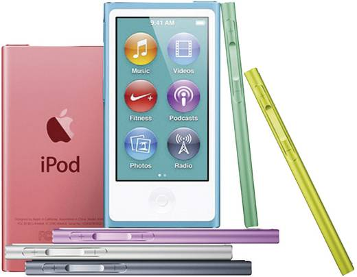 apple ipod nano 7 generation 16 gb gr n kaufen. Black Bedroom Furniture Sets. Home Design Ideas