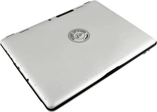 "Point of View ProTab 2 IPS Internet Tablet 24,64 cm (9,7"") inkl. Bluetooth Tastatur (Bundle)"