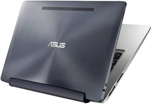 "Asus TX300CA-C4006H Transformerbook 33,78 cm (13,3"") Schwarz/Silber"