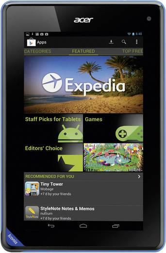 "Acer Iconia B1 8 GB Internet Tablet 17,78 cm (7"") Nachtschwarz"