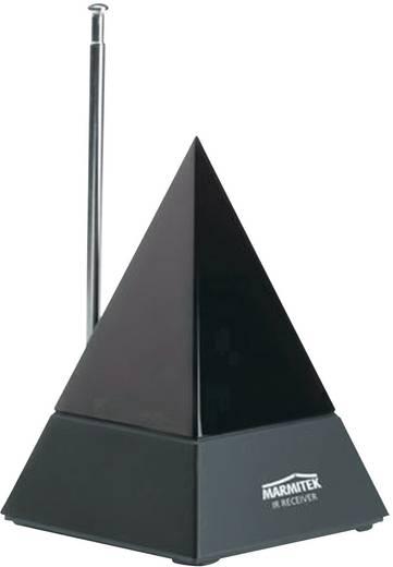 Zusatzempfänger Marmitek PowerMid XL IR receiver Schwarz