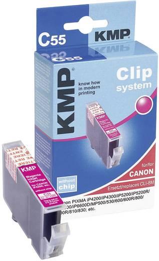 KMP Tintenpatrone C55 Magenta 1505,0206