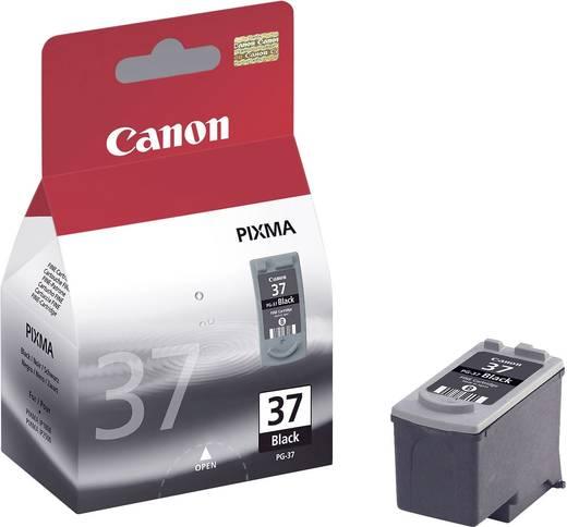 Canon Tinte PG-37 Original Schwarz 2145B001