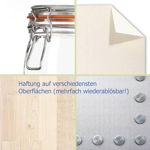 Herma 10010 Etiketten (A4) 88.9 x 46.6 mm Papier Weiß 300 St. Wiederablösbar Universal-Etiketten, Preis-Etiketten Tinte,