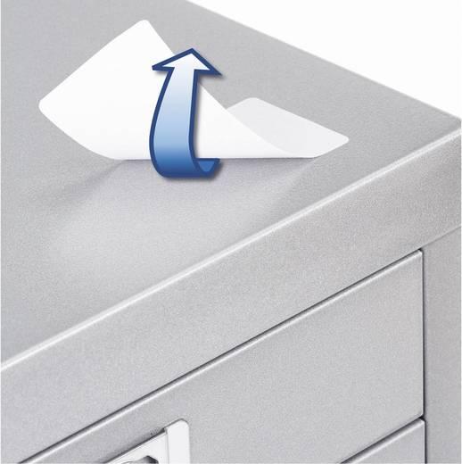 Herma 10010 Etiketten (A4) 88.9 x 46.6 mm Papier Weiß 300 St. Wiederablösbar Universal-Etiketten, Preis-Etiketten Tinte, Laser, Kopie
