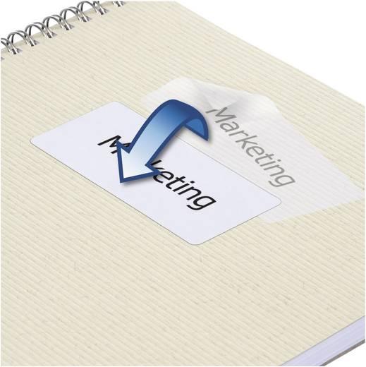 Herma 10003 Etiketten (A4) 35.6 x 16.9 mm Papier Weiß 2000 St. Wiederablösbar Universal-Etiketten, Preis-Etiketten Tinte, Laser, Kopie