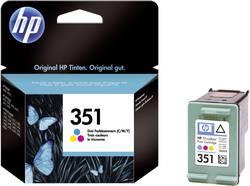 Cartridge do tiskárny HP CB337EE (351), cyanová/magenta/žlutá