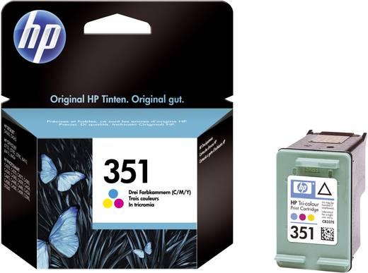 HP Tinte 351 Original Cyan, Magenta, Gelb CB337EE