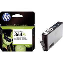 Náplň do tlačiarne HP 364XL CB322EE, foto čierna