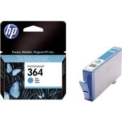 HP Inkoustová kazeta 364 originál azurová CB318EE
