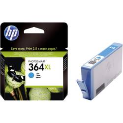 Náplň do tlačiarne HP 364XL CB323EE, zelenomodrá