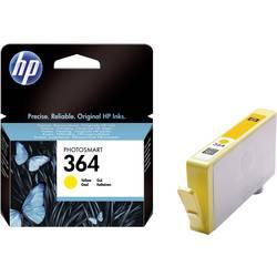 Náplň do tlačiarne HP 364 CB320EE, žltá