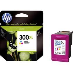 Náplň do tlačiarne HP 300 XL CC644EE, zelenomodrá, purpurová, žltá