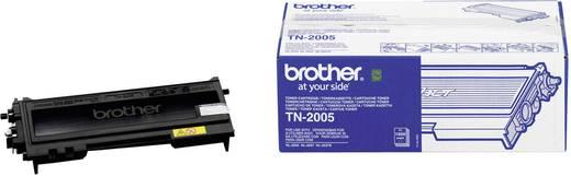 Brother Toner TN-2005 TN2005 Original Schwarz 1500 Seiten